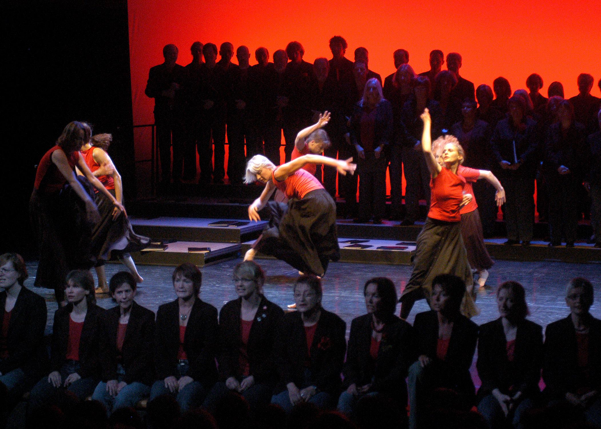 Tanz Raum - Regine Stein - Tanz, Technik, und Improvisation